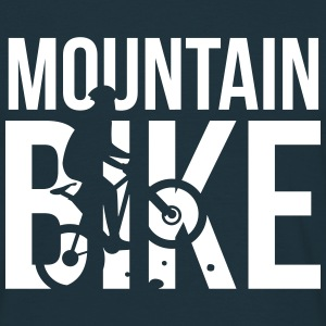 mountainbike T-shirts - Mannen T-shirt