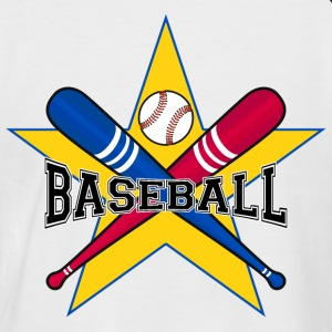Baseball US Sport - T-shirt baseball manches courtes Homme