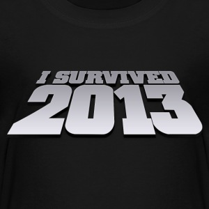 i survived 2013 T-Shirts - Kinder Premium T-Shirt