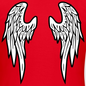 Angel Wings Feather T-shirts - T-shirt dam