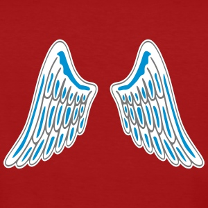 Angel Wings T-Shirts - Frauen Bio-T-Shirt