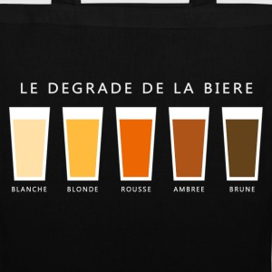 Biere degrade beer gradient (dd) Sacs et sacs à dos - Tote Bag