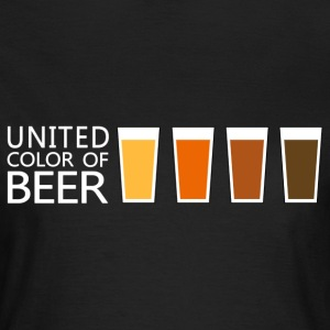 United Color of BEER v3 (dd) T-shirts - Vrouwen T-shirt