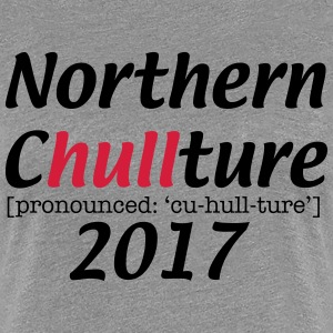 northernchullture2017red T-Shirts - Women's Premium T-Shirt