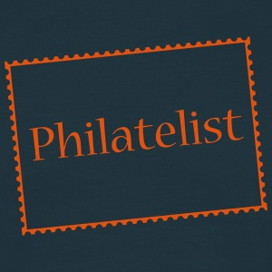 Philatelist  - Männer T-Shirt