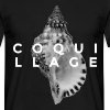 Coquillage - T-shirt Homme