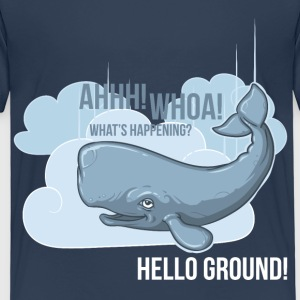 Hello Ground! Shirts - Kids' Premium T-Shirt