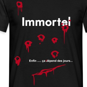 immortel2 Tee shirts - T-shirt Homme