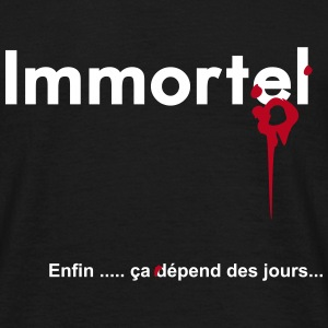immortel Tee shirts - T-shirt Homme