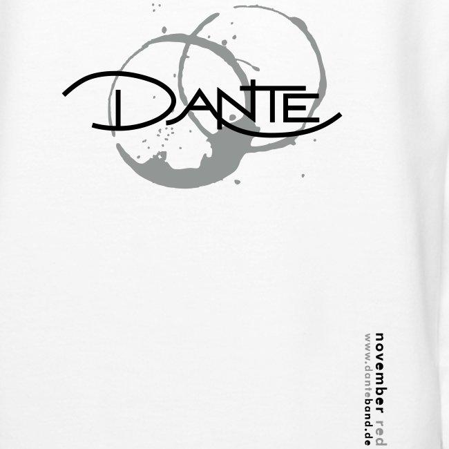 DANTE Women Hoodie white/grey