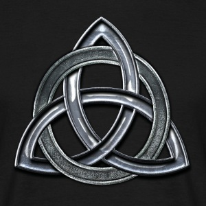 Metals Triquetra Circle.png Tee shirts - T-shirt Homme