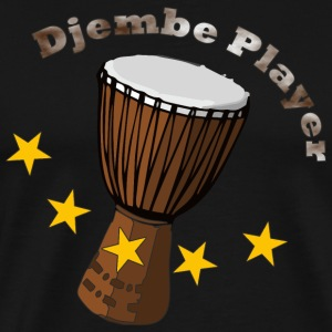 Drum, Afrique, Djembe , Bongo , Percussions, Music Tee shirts - T-shirt Premium Homme