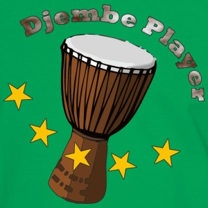Drum, Afrique, Djembe , Bongo , Percussions, Music Tee shirts - T-shirt contraste Homme