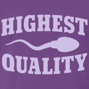 Highest Quality T-Shirts - Men's Premium T-Shirt