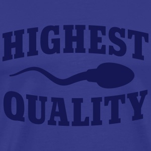 Highest Quality T-shirts - Herre premium T-shirt
