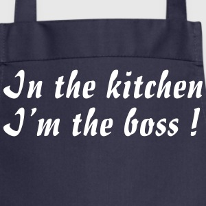 kitchen boss  Aprons - Cooking Apron