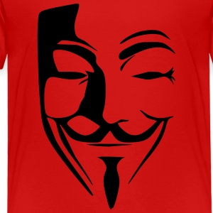 anonymous  anonym Skjorter - Premium T-skjorte for barn