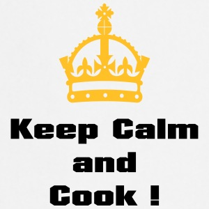 Keep Calm and Cook  Aprons - Cooking Apron