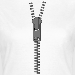 Zipper T-Shirts - Women's T-Shirt