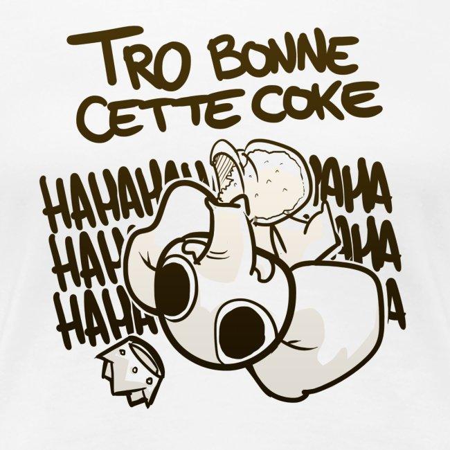 Tee Babor Coke