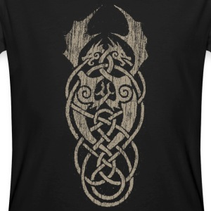 celtic dragon - Men's Organic T-shirt