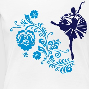 Ballett - Frauen Premium T-Shirt