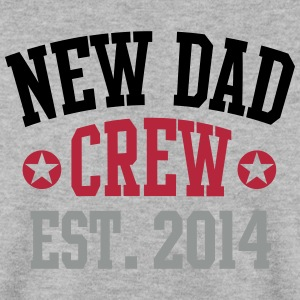 NEW DAD CREW Established 2014 3C Pullover / Sweats - Mannen sweater