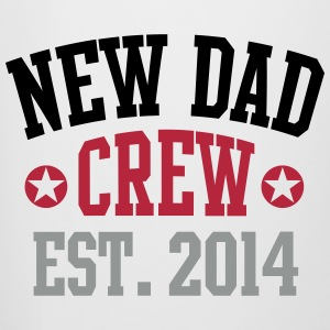 NEW DAD CREW Established 2014 3C Bierkrug / Beer M - Jarra de cerveza
