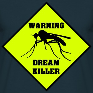 moustique dream killer - T-shirt Homme