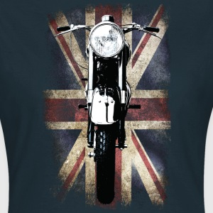 Vintage Motor Cycle BSA feature patjila T-shirts - Vrouwen T-shirt