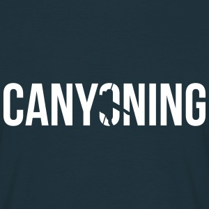 canyoning T-Shirts - Men's T-Shirt