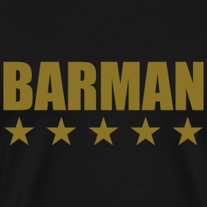 Barman T-Shirts - Men's Premium T-Shirt