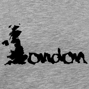United Kingdom London England T-Shirts - Männer Premium T-Shirt
