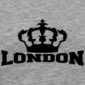 London Crown T-Shirts - Men's Premium T-Shirt