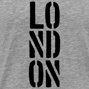 London Stamp T-Shirts - Men's Premium T-Shirt