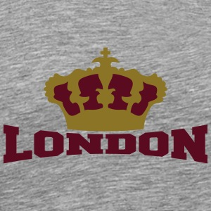London Crown Tee shirts - T-shirt Premium Homme