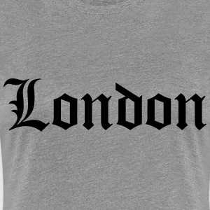 Old London T-Shirts - Women's Premium T-Shirt