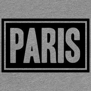 Paris Design T-shirts - Vrouwen Premium T-shirt