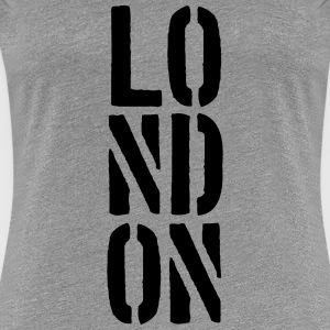 London Stamp T-Shirts - Frauen Premium T-Shirt
