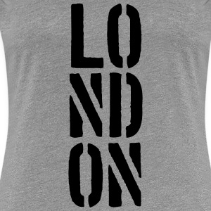 London Stamp T-Shirts - Women's Premium T-Shirt