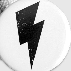 Flash - Badge grand 56 mm