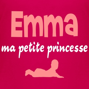Emma Shirts - Teenage Premium T-Shirt