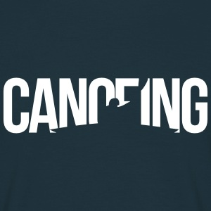 canoeing T-Shirts - Men's T-Shirt