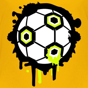 Football graffiti Shirts - Kids' Premium T-Shirt