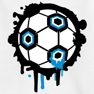 Fußball Graffiti T-Shirts - Teenager T-Shirt
