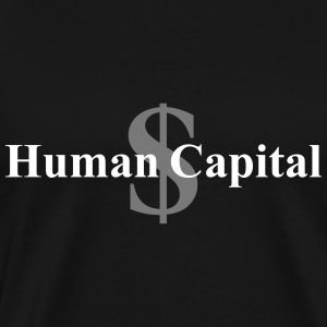 human capital T-Shirts - Men's Premium T-Shirt