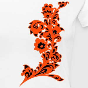 ornament T-shirts - Vrouwen Premium T-shirt