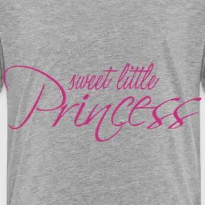 Sweet Little Princess T-Shirts - Kinder Premium T-Shirt