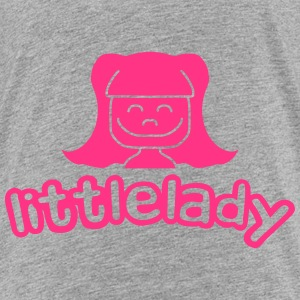 Little Lady Girl Shirts - Kinderen Premium T-shirt