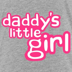 Daddys Little Girl Design T-shirts